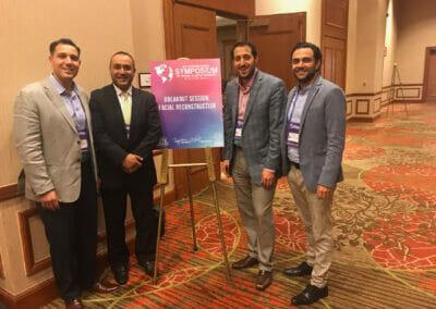 Dr. Moubayed AAFPRS presentation